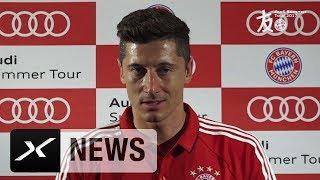Robert Lewandowski: Borussia Dortmund und RB Leipzig sind die Hauptkonkurrenten | FC Bayern München