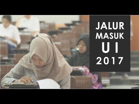Jalur Masuk Ui 2017 Ppkb 2017 Talent Scouting 2017 Snmptn 2017