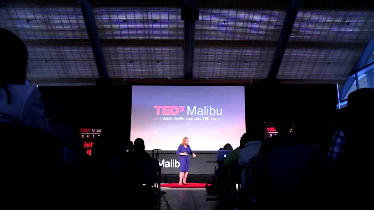 Living with an Unbound Heart: Agapi Stassinopoulos at TEDxMalibu ...