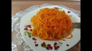 Морковка по-корейски. Как приготовить морковку по-корейски в домашних условиях.