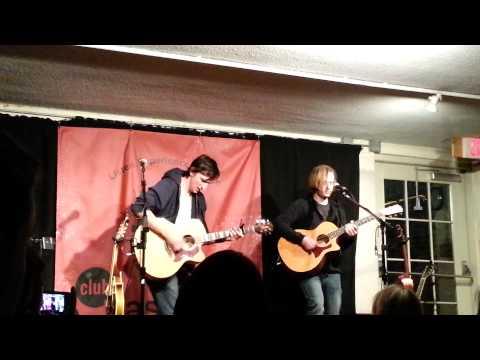Cahill Music Live Performance 2/24 Club Passim