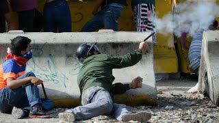 Venezuela  Controversial vote sparks deadly street protests
