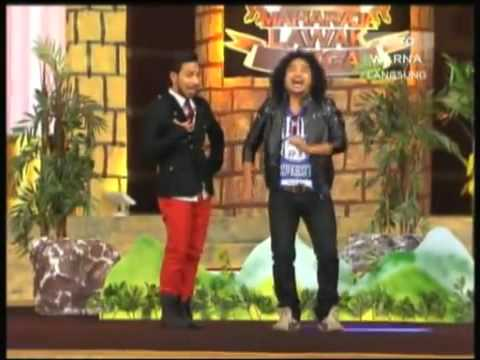 ML Mega 2011 [Show Khas] - Jozan - Aku lari sini hei! hei! hei!