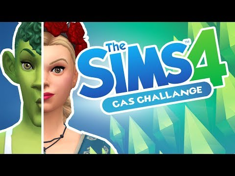 🤣 Bjuti Queen 😂 The Sims 4: Ugly To Beauty CAS Challenge w/ Tomek90