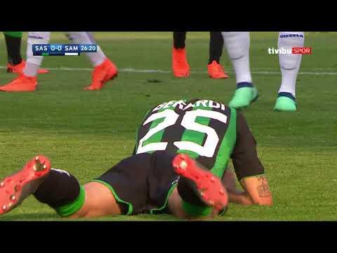 Serie A 36. Hafta   Sassuolo 1-0 Sampdoria