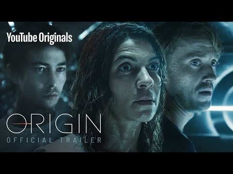Origin Official Trailer featuring Tom Felton and Natalia Tena