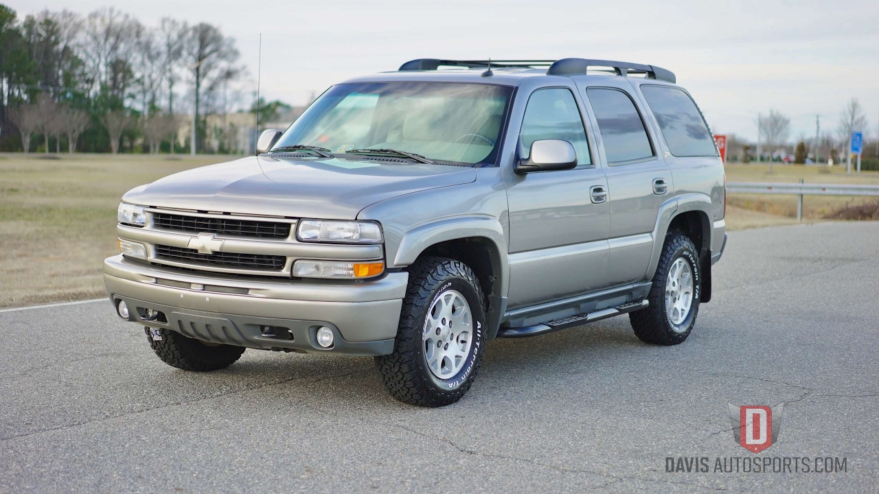 medium resolution of davis autosports 1 owner 2003 tahoe z71 tahoe for sale