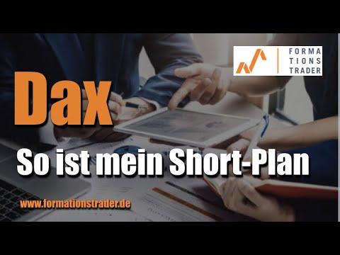 Dax-Analyse: So ist mein Short-Plan