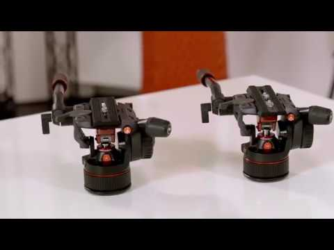 Manfrotto Fluid Video Head Range - Tutorial Video