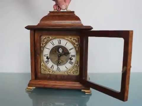 glory clock how to stop chime