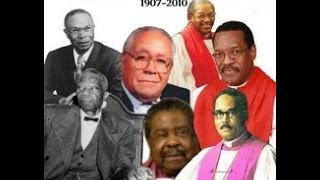 History of The Church of God in Christ Leadership 1907- Present