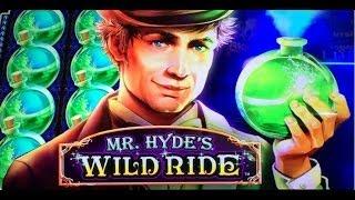 ** MAX BET ** BIG WIN / MR. HYDE