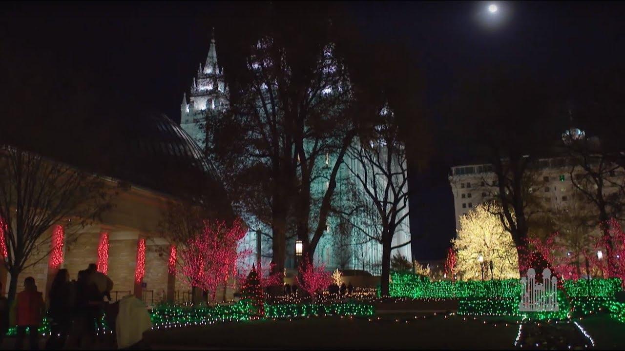 We Wish You A Merry Christmas Organ Solo Mormon Tabernacle Choir Youtube