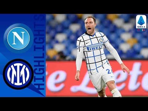 Napoli 1-1 Inter | Gli azzurri fermano l'Inter sul pari dopo 11 vittorie | Serie A TIM