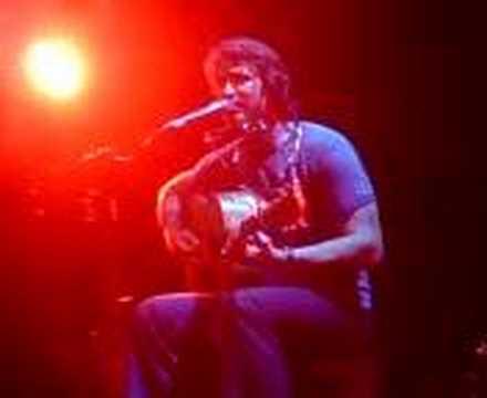 Pete Murray - Dublin - Spirit - Medley