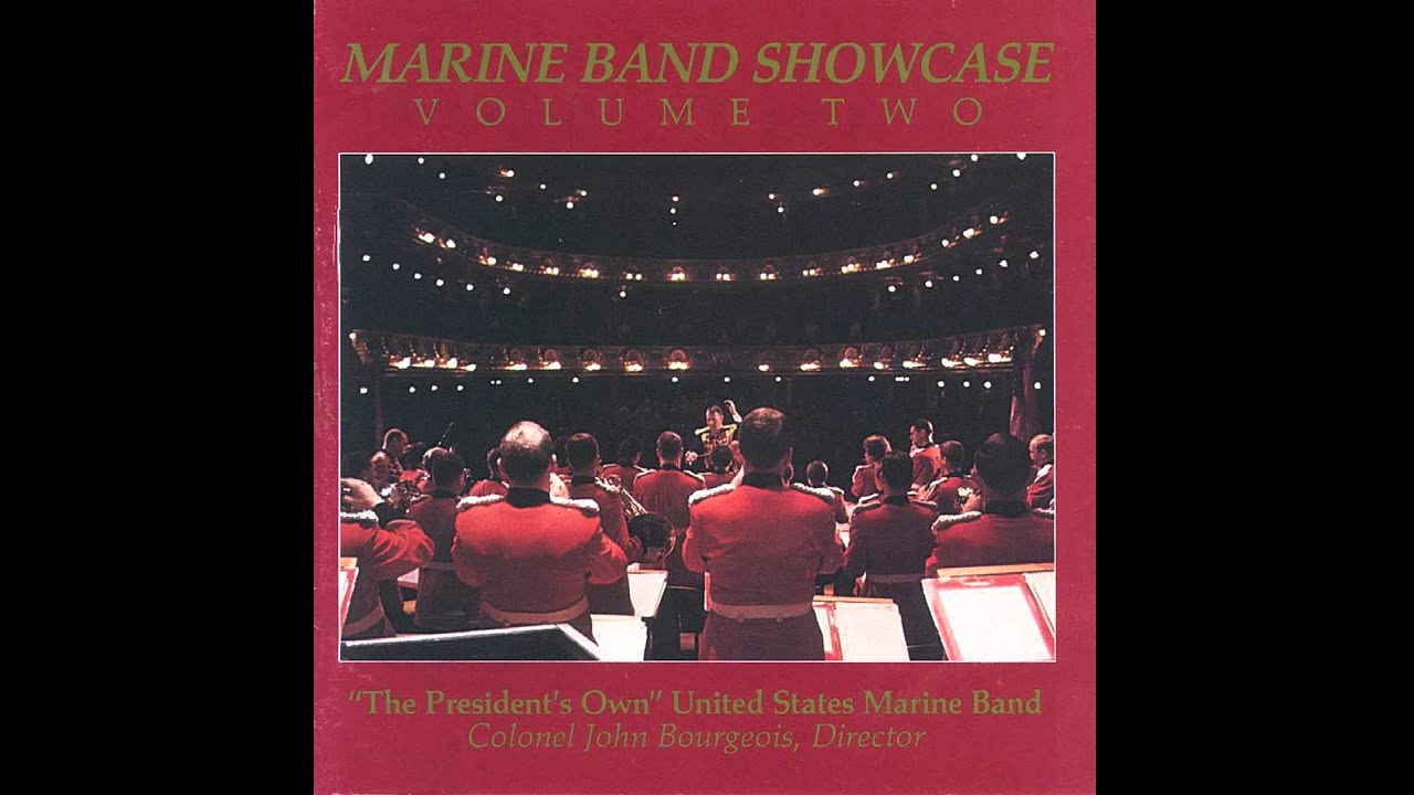Grainger Over The Hills And Far Away Childrens March 4 Way Switch Presidents Own Us Marine Band