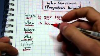 ingls bsico lesson 10 wh questions