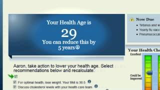 HealtheLiving Assessment Video