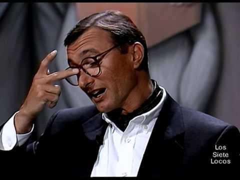 Arturo Pérez Reverte en Los siete locos (1995)