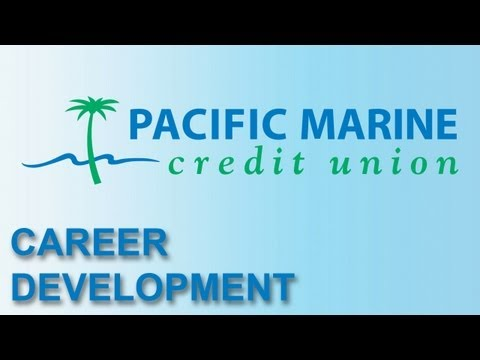 Pacific Marine Credit Union provides superior Career Development training