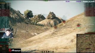 World of Tanks - Chat Gives Energy To Finish 3rd Mark