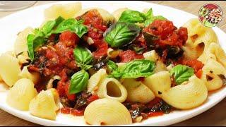 Pasta al Pomodoro e Basilico. Просто, вкусно, недорого.