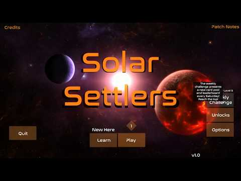 DGA Plays: Solar Settlers (Ep. 1 - Gameplay / Let's Play)