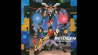 Track 4 of Vol 1. The henshin theme for Raideen Eagle.