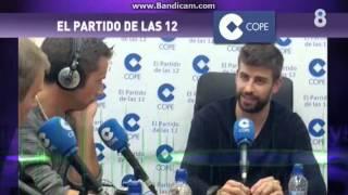 ¡Gerard Piqué cuenta como conquistó a Shakira!