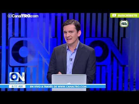 Oriente Noticias primera emisión 12 de Noviembre