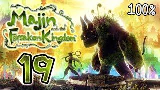 Majin and the Forsaken Kingdom Walkthrough Part 19 (PS3, X360) 100% Guide