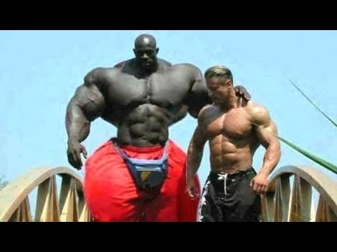 biggest bodybuilder s World