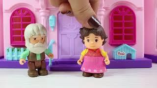 Heidi ve Dedesi'nin Yeni Evi Heidi Çizgi Film Yeni Bölüm Heidi Peter Clara Çizgi Film Karakterleri