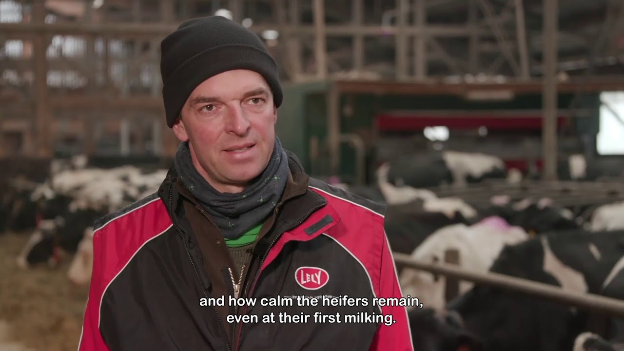 Compilation video – Lely Astronaut A5 pilot customers – EN