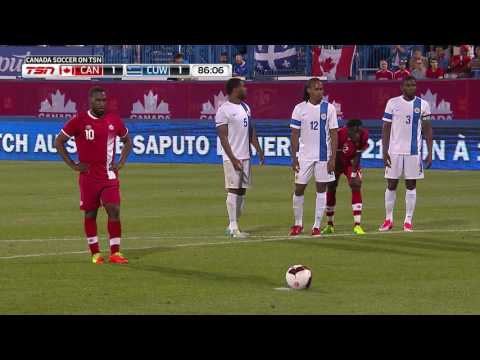 Highlights from CanMNT 2:1 CUW