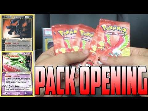 Pokemon Cards: Opening X11 Pop 5 Series Booster Packs Gold Star Pull!!