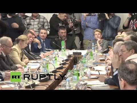 LIVE: Extraordinary meeting of the Russian State Duma sports committee