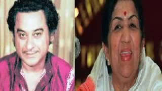 Kishore Kumar and Lata Mangeshkar Songs HQ