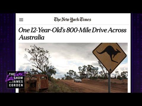 We've Found Australia's Most Badass Boy