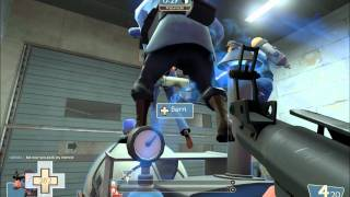 Team Fortress 2 Gameplay - Soldier - HD 4670