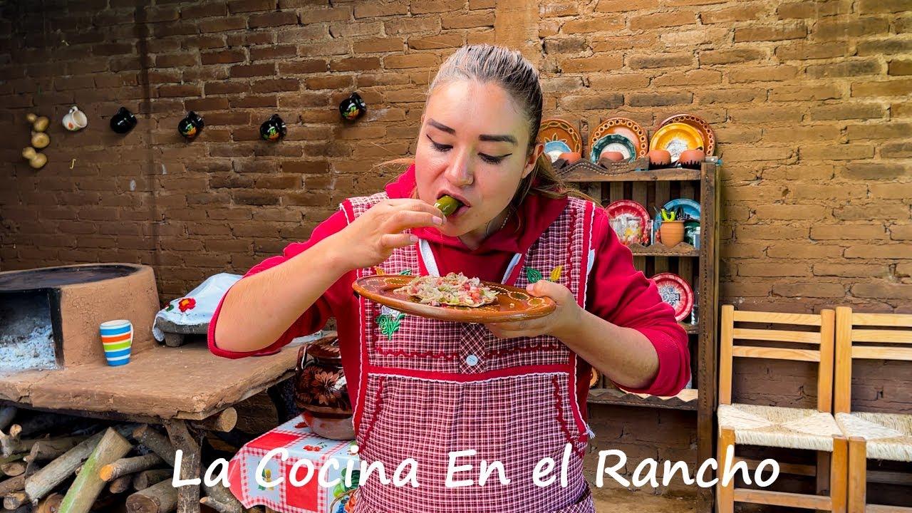 Salpicón De Atún La Cocina en el Rancho
