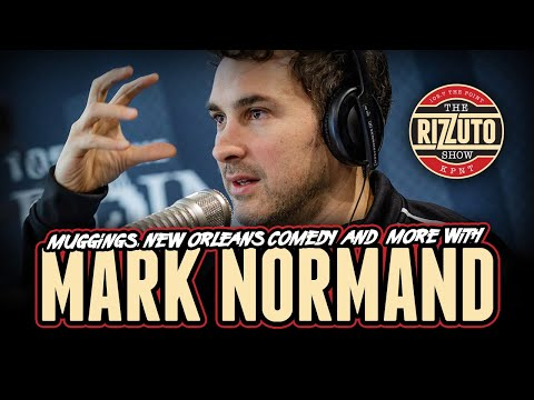 Mark Normand on New Orleans comedy, getting mugged in New York, and much more! [Rizzuto Show]