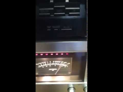 Akai ps200m power amplifier test