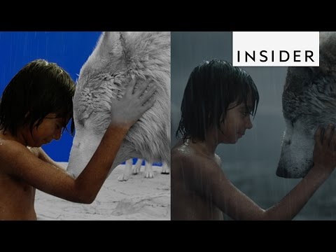 """It took millions of tiny details to bring """"The Jungle Book"""" to life"""