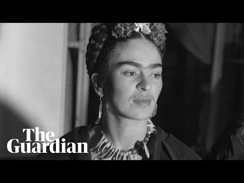 Frida Kahlo's only known voice recording possibly found in Mexico