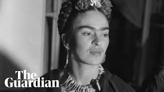 Is this the voice of Frida Kahlo? - audio