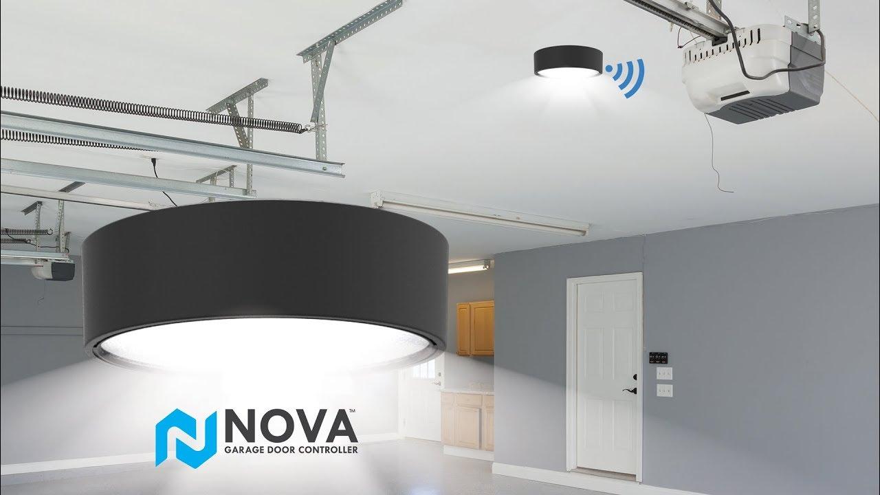 Skylink Brings The Nova Smart Garage Door Controller Into The Smart