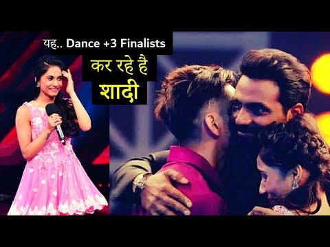 Dance Plus 3 Finalists Tarun And Shivani Doing Marriage On This Date!