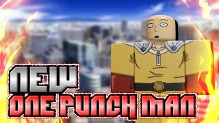 New One Punch Man Game on Roblox!   Heroes Legacy Ninja Class