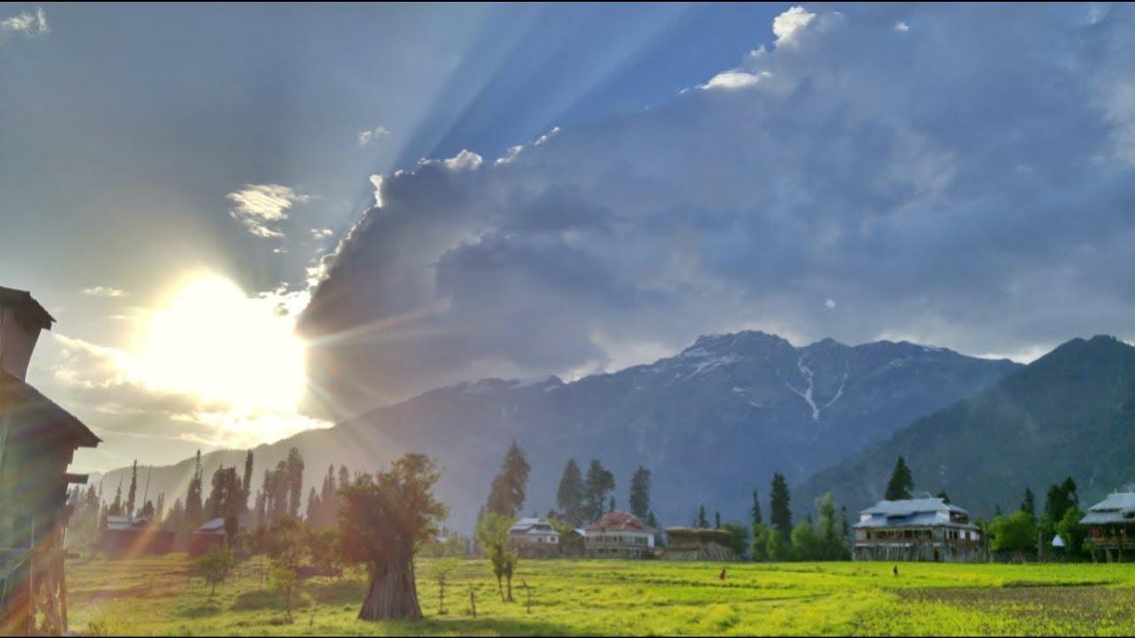 Arang Kel  Neelum Valley  Azad Jammu And Kashmir -3516